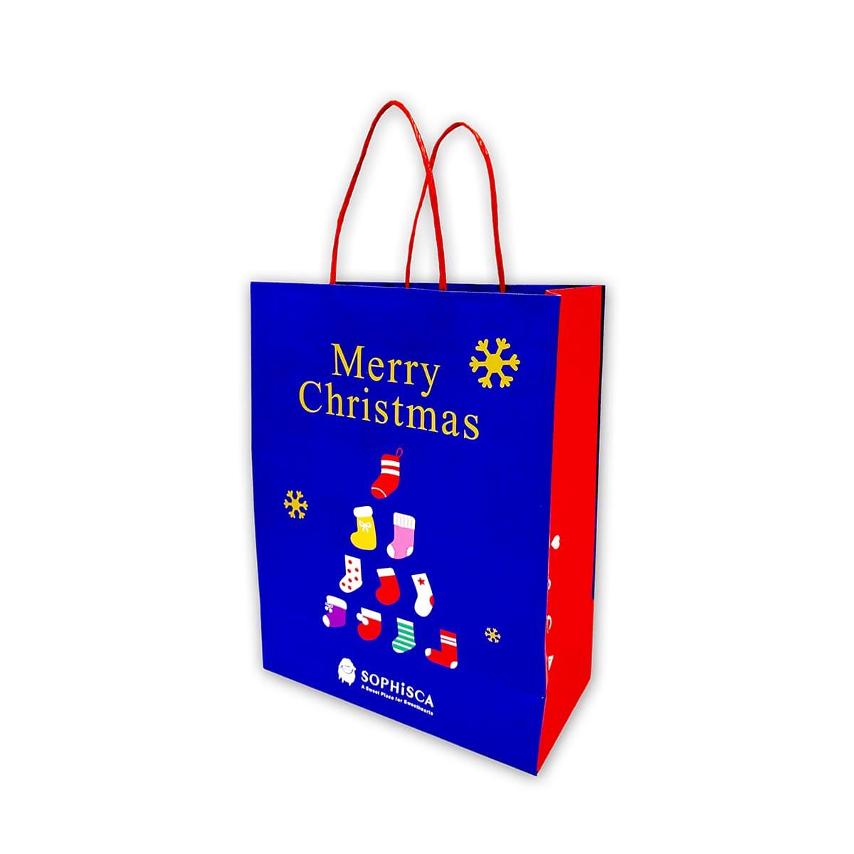 客製化季節版紙袋